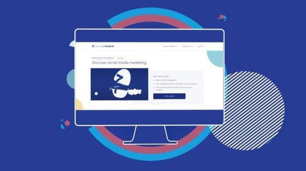 """""""Learn with Facebook"""": Das soziale Netzwerk startet eine Bildungsplattform"""