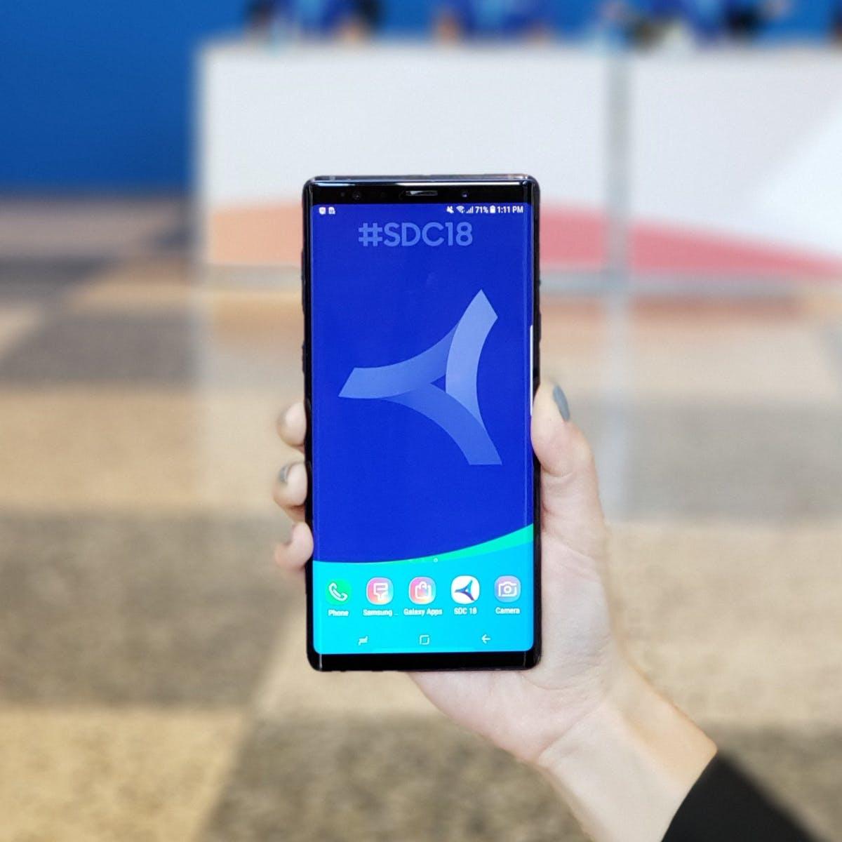 Samsungs Sprachassistent Bixby spricht bald auch deutsch