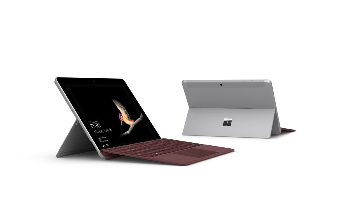 Surface Go mit LTE Advanced ab dem 22. November in Deutschland verfügbar