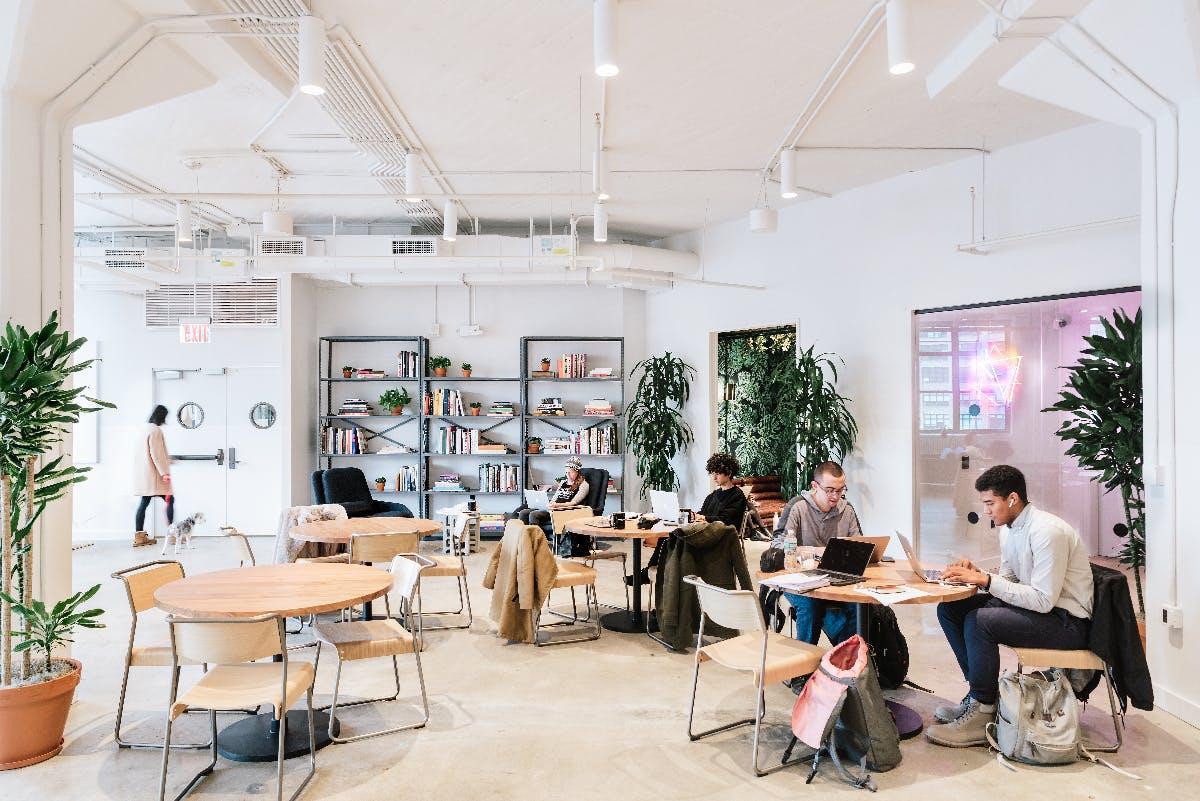 Bürofläche samt Gründerberatung – Wework Labs bald in Deutschland