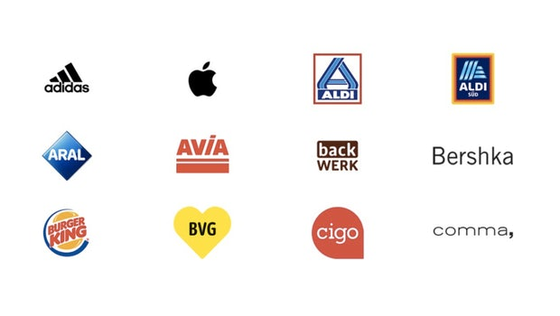 Apple Pay: Diese Shops sind dabei. (Screenshot: t3n.de/ Apple)