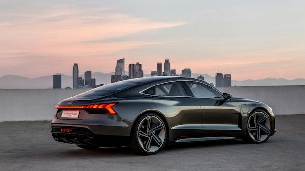 E-Tron GT: Audis rein elektrische Limousine mit einer Prise Porsche