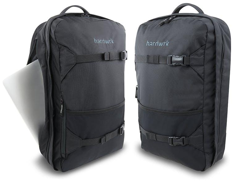 Backpack Pro (Quelle: hardwrk)