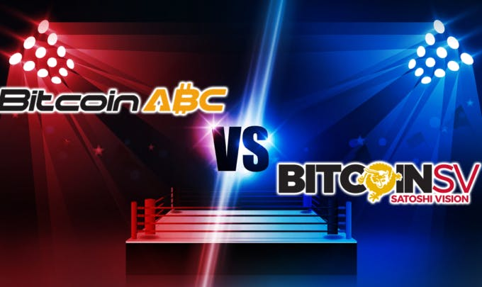 Bitcoin-Cash-Bürgerkrieg: SV vs. ABC
