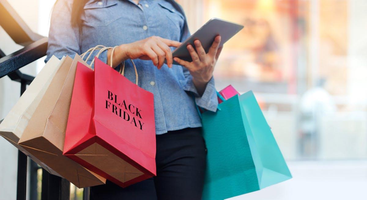 Shopping am Black Friday – E-Commerce top, für den stationären Handel eher flop