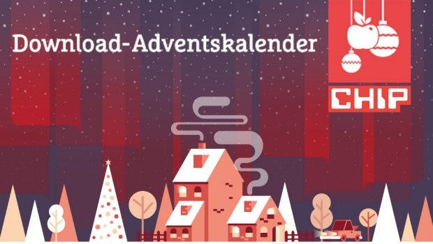 Chip Adventskalender 2018