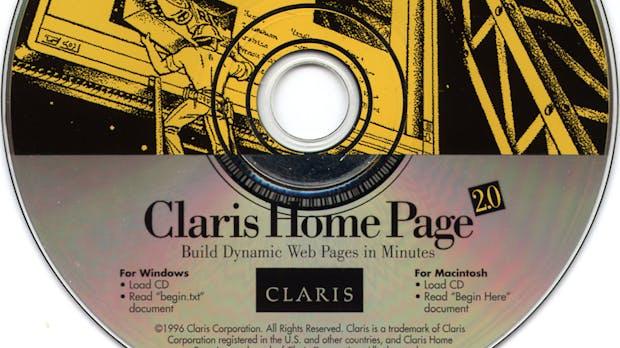 Von Frontpage bis HotDog: Die beliebtesten HTML-Editoren der 1990er