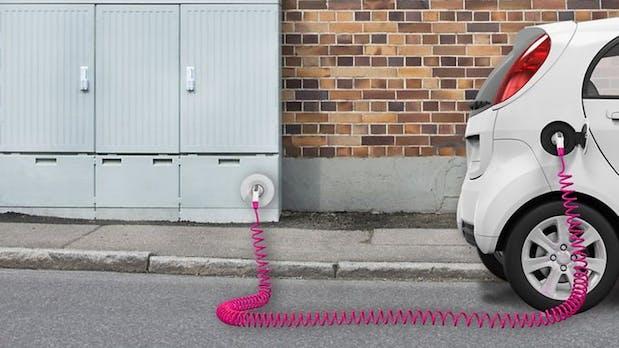 Deutsche Telekom verkauft ab Mitte Dezember Ladestrom für E-Autos