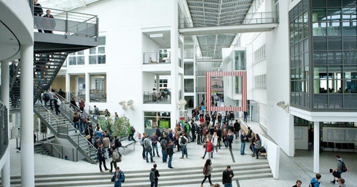 Das sind die besten gr nder universit ten in deutschland for Universitaten deutschland