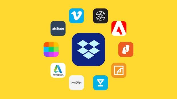 Dropbox: Dritt-Anbieter-Integration angekündigt – Dokumente bald direkt in der Cloud bearbeiten