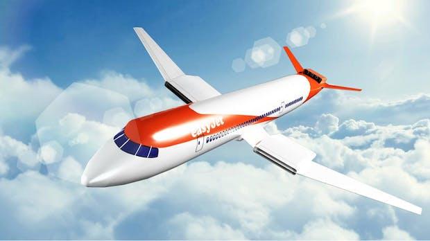 Easyjet: Erste Tests mit Elektroflugzeugen ab 2019