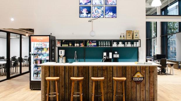 Startup-Coworking-Space in Berlin – das kocht Edeka in der Food-Academy