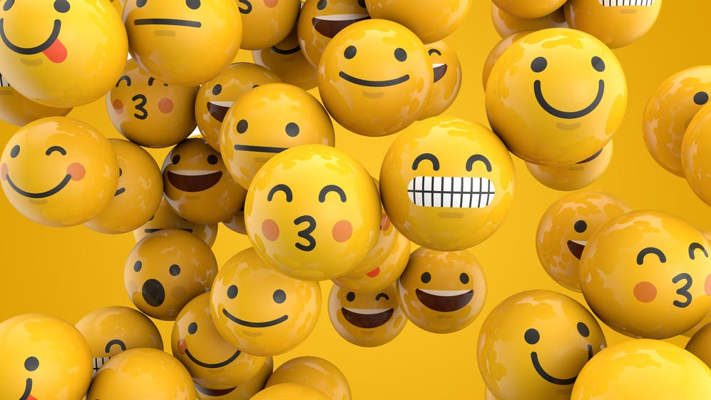 Von iOS bis Windows: So unterschiedlich sehen Emojis aus