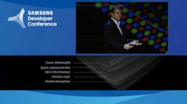 Infinity Flex Display: Samsung hat das Display für die neue Gerätegattung der Foldalbes neu entwickelt. (Screenshot: t3n.de; Samsung)