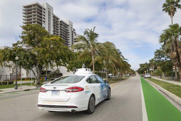 Die Ford-Tochter Argo will Milliarden für selbstfahrende Autos einsammeln