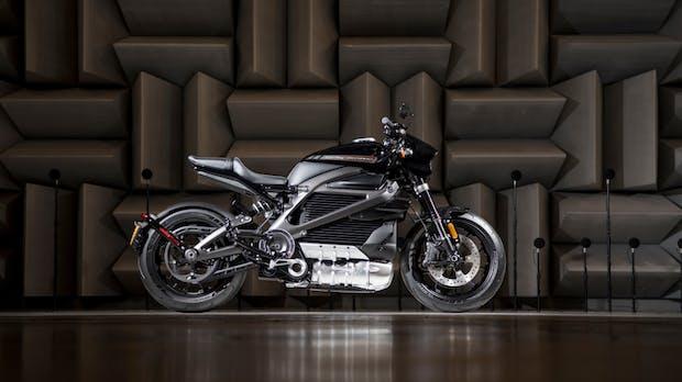 Livewire gestoppt: Harley-Davidson hält Produktion seines elektrischen Motorrads an