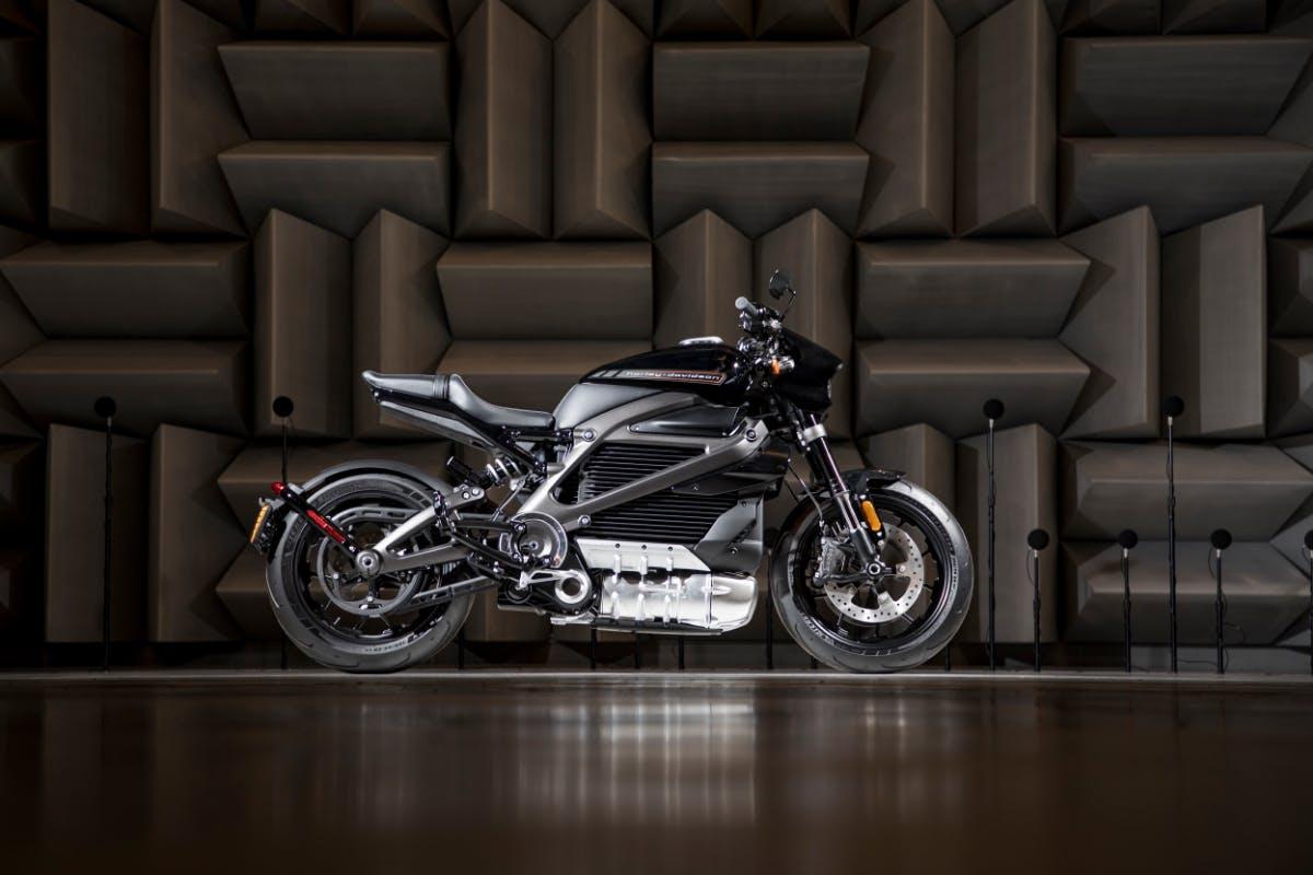 Harley-Davidson stoppt den Bau seines elektrischen Motorrads