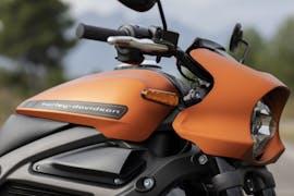Harley Davidson Livewire. (Foto: Harley Davidson)