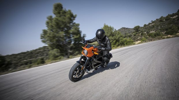 Harleys E-Motorrad Livewire verkauft sich schlecht