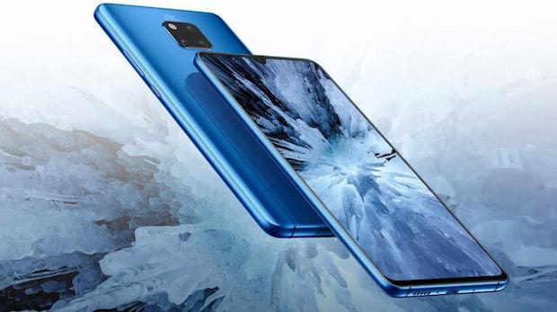 Smartphone-Umsätze in Europa: Wird Huawei bald Samsung überholen?