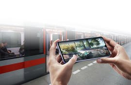 Huawei Mate 20 X. (Bild: Huawei)