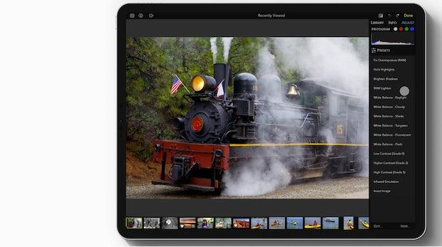 Lightroom-Alternative für iOS und macOS: RAW Power in Version 2 erschienen