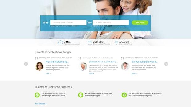 Arzttermine online buchen: Die wichtigsten Portale im Schnelltest