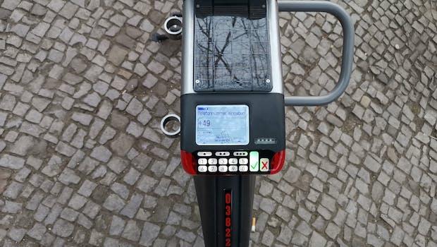 Jump Bikes: Fürs Anmelden ist eure Telefonnummer erforderlich. Für 20 Minuten Fahrt fällt eine Gebühr von einem Euro an. Jede weitere Minute kostet laut Anbieter  unter 0,10 Euro. (Foto: t3n.de)