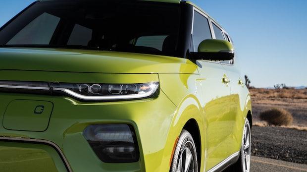 Kia E-Soul: Neuer Crossover kommt ausschließlich als E-Auto nach Europa
