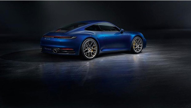Die achte Generation des Porsche 911. (Bild: Porsche)
