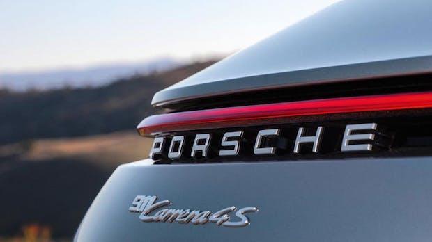 Porsche unter Strom: Wie sich der Sportwagenbauer auf Elektro trimmt