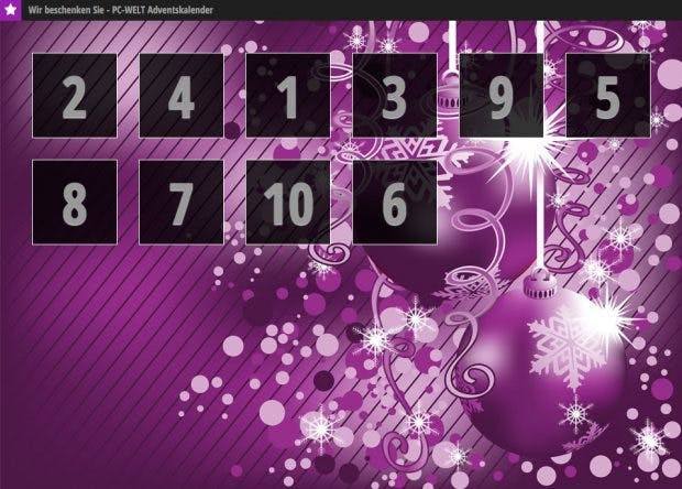 PC-Welt Adventskalender 2018