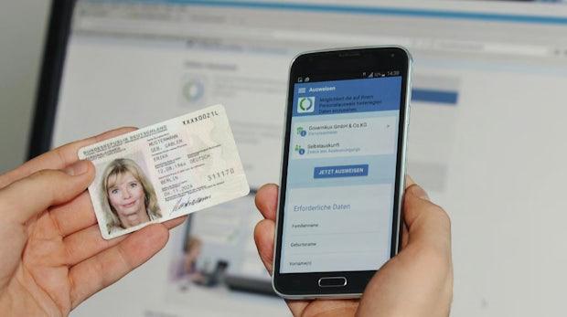 Personalausweis – Sicherheitsforscher knacken die Online-Ausweisfunktion