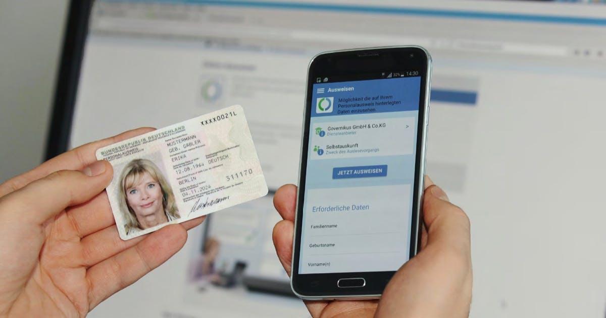 Was kann der Personalausweis auf dem Smartphone?