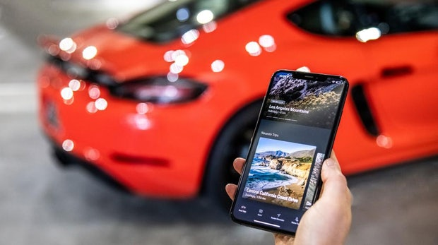 Porsche 360+: Der digitale Assistent des Sportwagenbauers