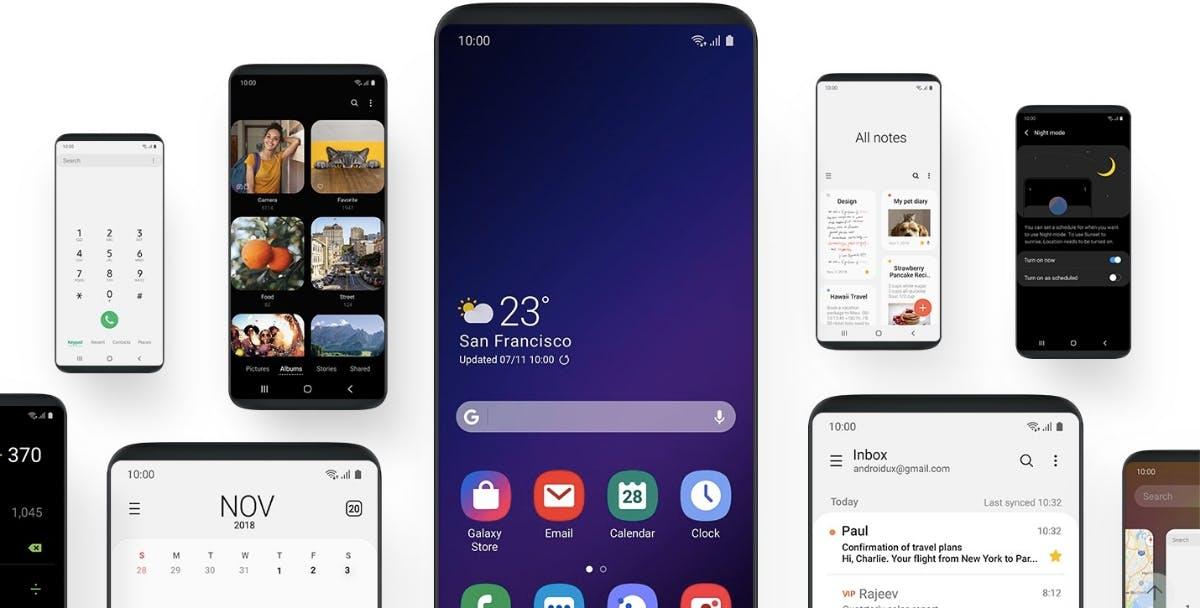 Samsung Galaxy S9: Android Pie und One UI startet als Beta in Deutschland