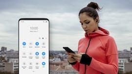 Samsung One UI. (Bild: Samsung)