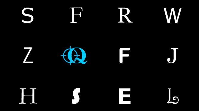 Typografie-Game: I shot the Serif, but I did not shoot the Sans-Serif