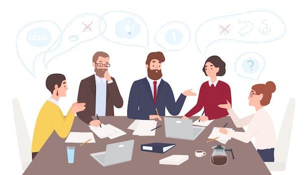 Konsens oder Konsent – so triffst du im Team effizient Entscheidungen