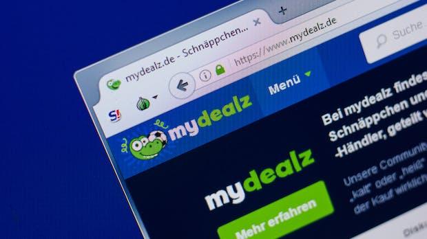 Mydealz: Schnäppchen-Plattform will 1 Million Euro an Experten zahlen