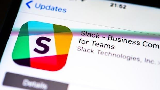 Geht gar nicht: Was du niemals via Slack besprechen solltest