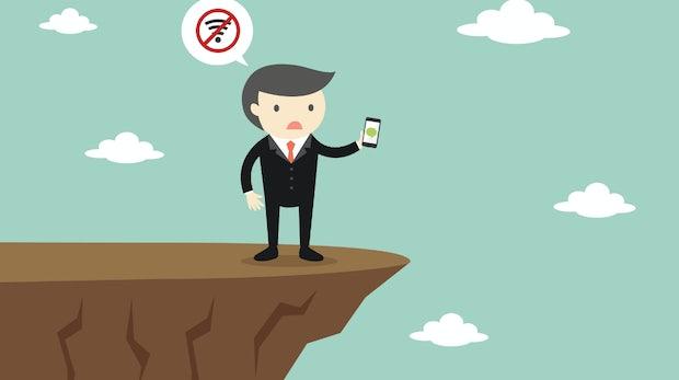 Du bist offline? Der Super-Gau für heutige Apps