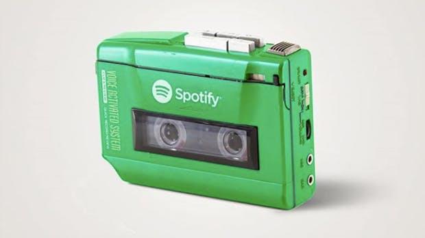 Spotify, Netflix, Google: So hätten Produkte der IT-Riesen in den 80ern ausgesehen