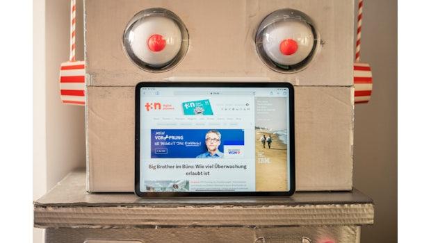 Das iPad Pro mit 11 Zoll. (Foto: t3n)
