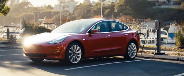 Tesla Model 3 ab Februar in Deutschland bestellbar