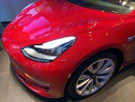 Tesla Model 3. (Foto: t3n.de)
