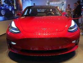 Tesla Model 3. (Foto: t3n.de)Tesla Model 3. (Foto: t3n.de)