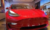 Tesla nimmt Model 3 für 35.000 Dollar wieder aus dem Online-Angebot