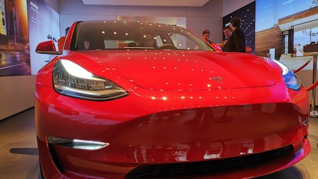 Tesla Model 3. (Foto: t3n)