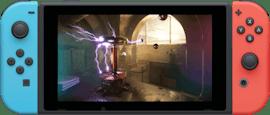 Das Effekte-System Niagara gibt es jetzt auch für die Nintendo Switch. (Bild: Epic Games)